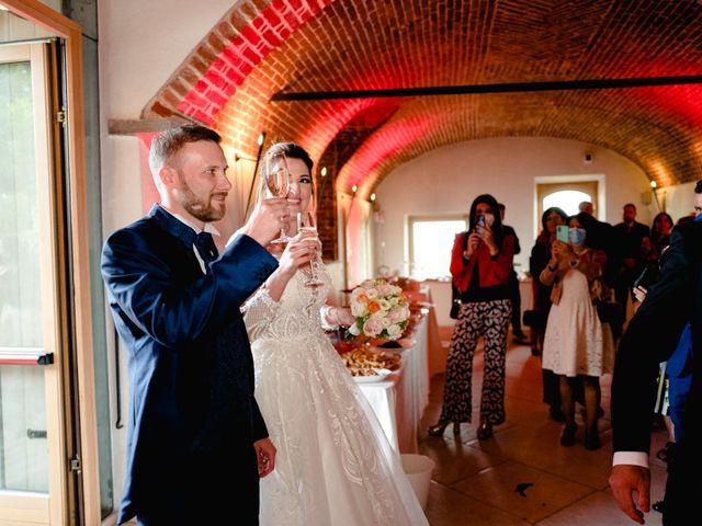 Il matrimonio di Sergio e Francesca a Orbassano, Torino 75