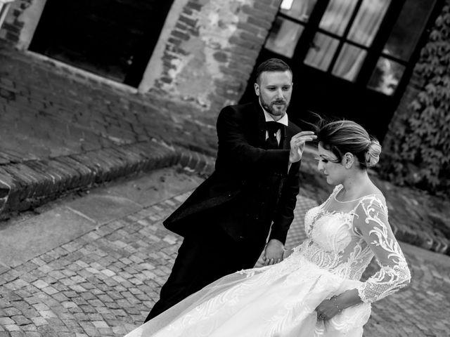 Il matrimonio di Sergio e Francesca a Orbassano, Torino 76