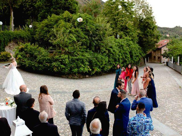 Il matrimonio di Sergio e Francesca a Orbassano, Torino 79