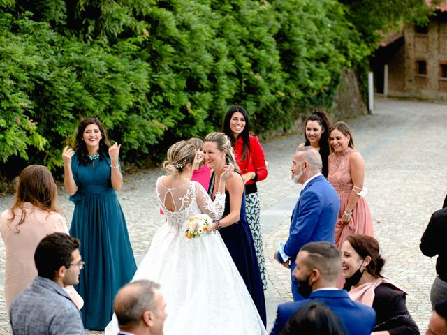 Il matrimonio di Sergio e Francesca a Orbassano, Torino 80