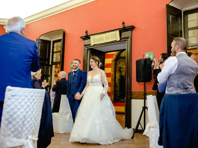 Il matrimonio di Sergio e Francesca a Orbassano, Torino 82