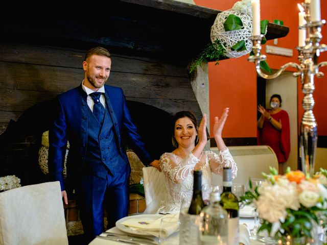 Il matrimonio di Sergio e Francesca a Orbassano, Torino 83