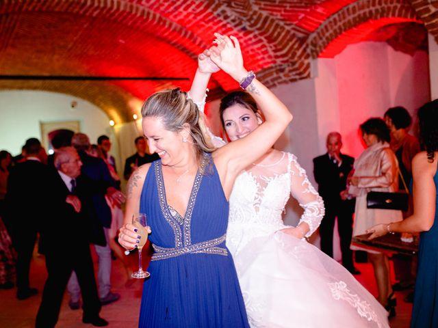 Il matrimonio di Sergio e Francesca a Orbassano, Torino 88