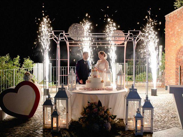 Il matrimonio di Sergio e Francesca a Orbassano, Torino 91