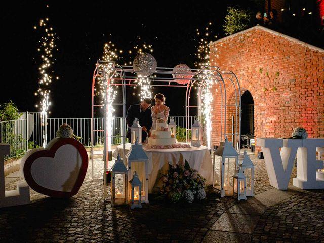 Il matrimonio di Sergio e Francesca a Orbassano, Torino 92
