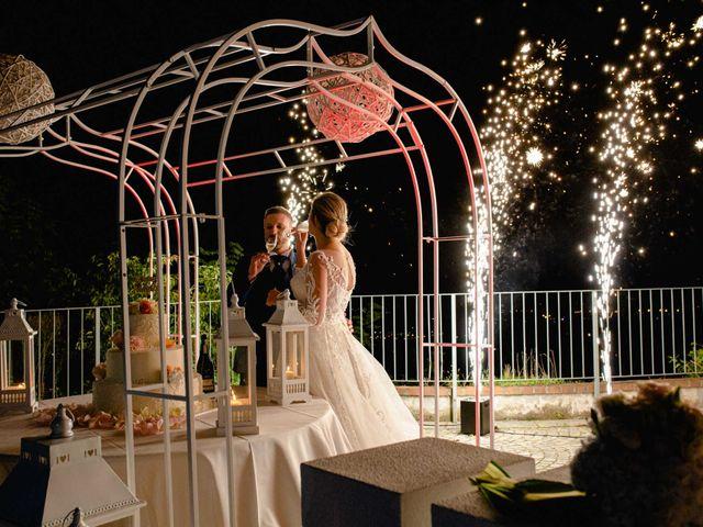 Il matrimonio di Sergio e Francesca a Orbassano, Torino 93