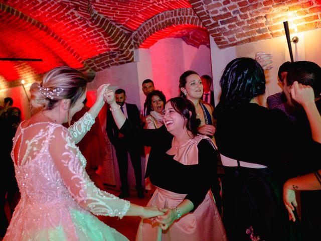 Il matrimonio di Sergio e Francesca a Orbassano, Torino 94