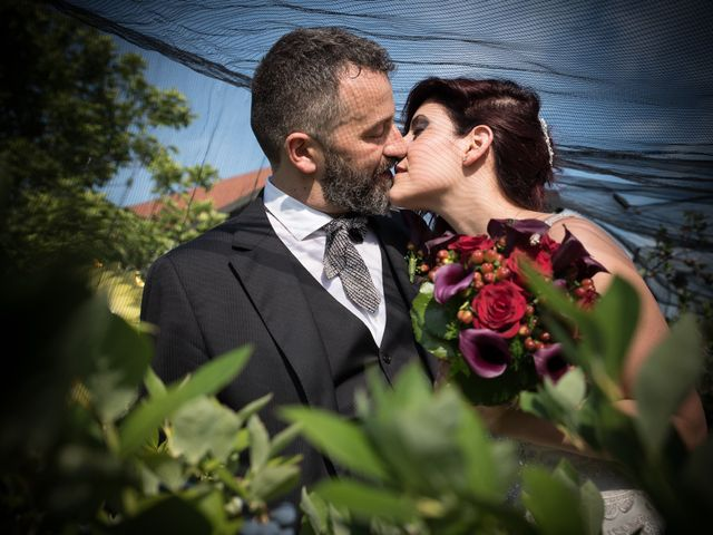 le nozze di Aurora e Francesco