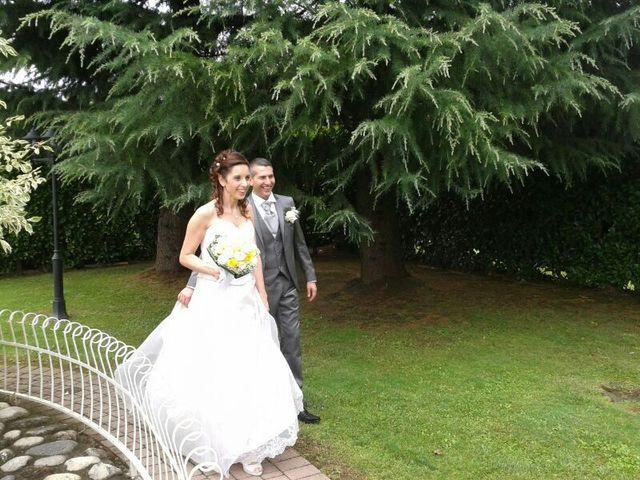 Il matrimonio di Livio e Cristiana a Ceriano Laghetto, Monza e Brianza 4