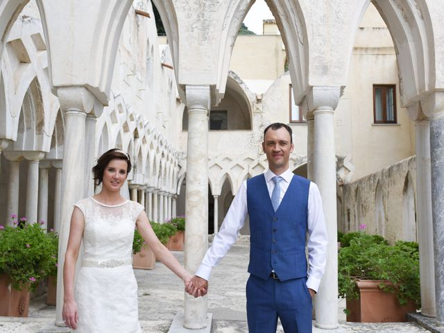 Le nozze di Karen e Anthony