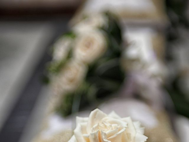 Il matrimonio di Luca e Monia a Monterotondo, Roma 6