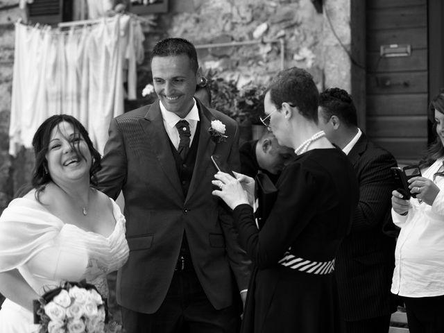 Le nozze di Monia e Luca