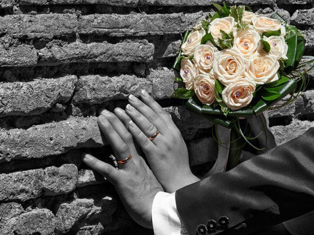 Il matrimonio di Luca e Monia a Monterotondo, Roma 8