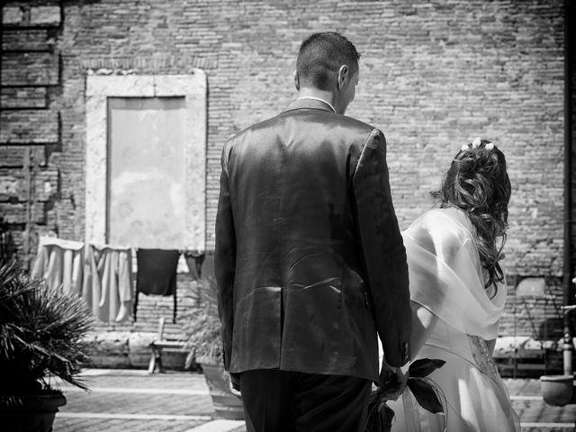 Il matrimonio di Luca e Monia a Monterotondo, Roma 9