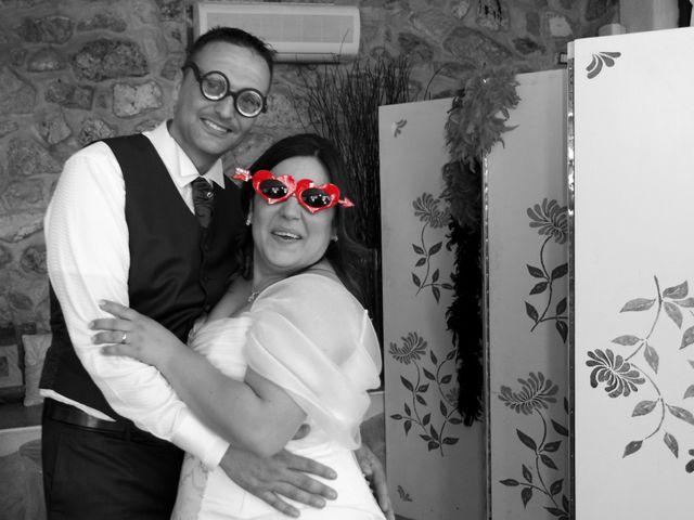 Il matrimonio di Luca e Monia a Monterotondo, Roma 13