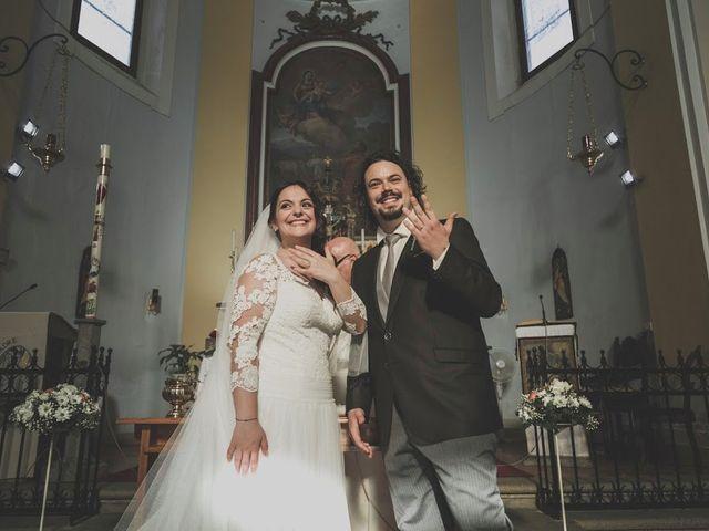 Il matrimonio di Alessio e Antonella  a Roma, Roma 1