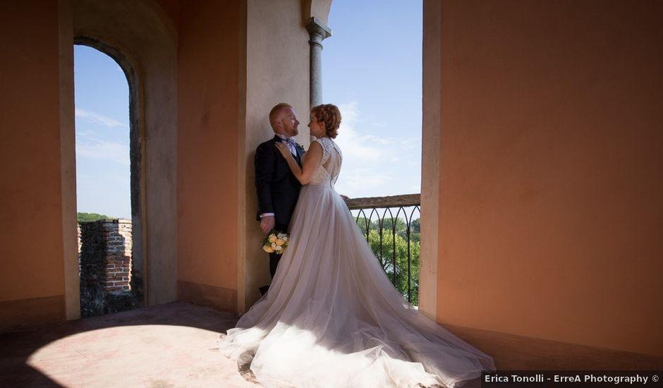 Il matrimonio di Alberto e Elena a Verona, Verona