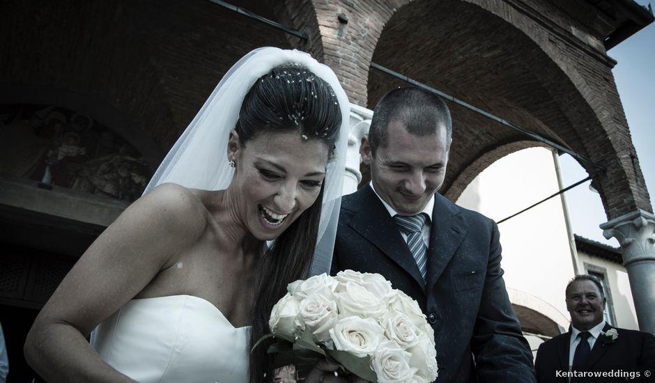 Il matrimonio di Simone e Susanna a Lucca, Lucca