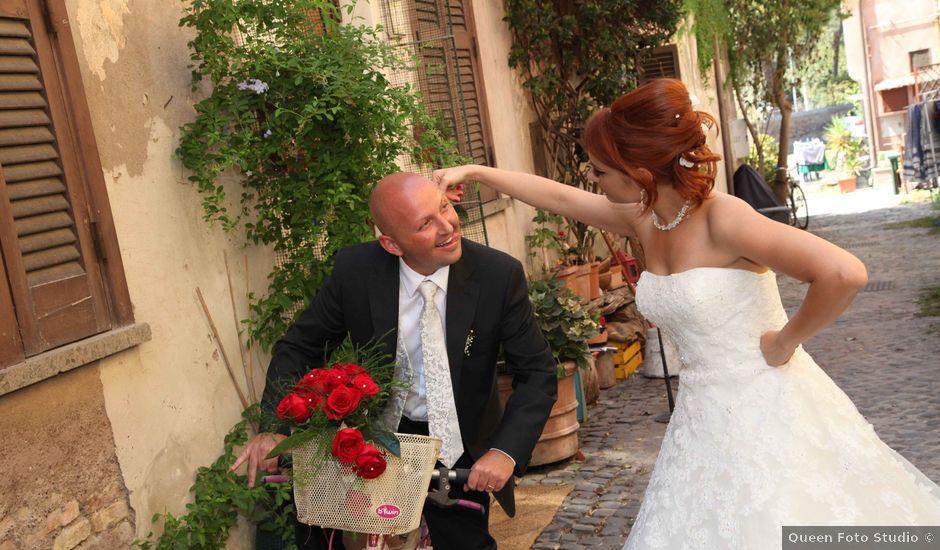 Il matrimonio di Danilo e Cristina a Roma, Roma