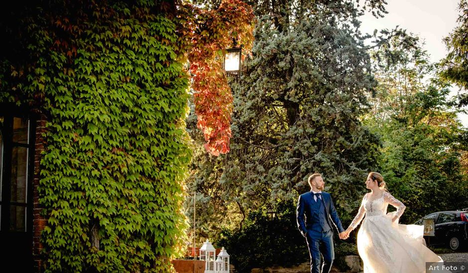 Il matrimonio di Sergio e Francesca a Orbassano, Torino