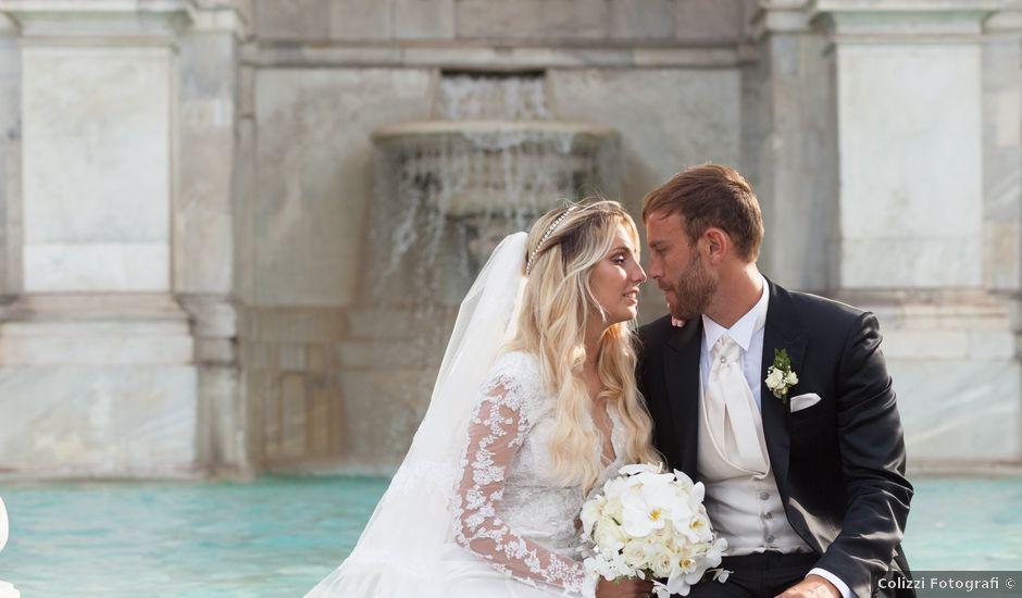 Il matrimonio di Gianluca e Federica a Roma, Roma