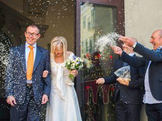 Le nozze di Stefania e Gianluigi