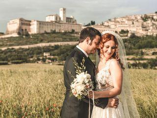 Le nozze di Marica e Francesco