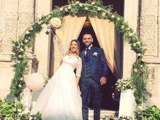 Le nozze di Tiziana e Latino 1