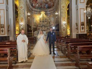 Le nozze di Tiziana e Latino