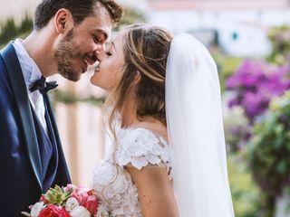 Le nozze di Stefania e Felice