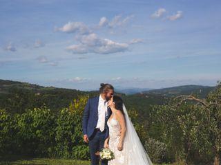 Le nozze di Valentina e Ian