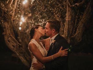 Le nozze di Lavinia e Riaan