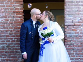 Le nozze di Valentina e Enzo