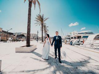 Le nozze di Alessia e Axel 1