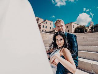 Le nozze di Alessia e Axel