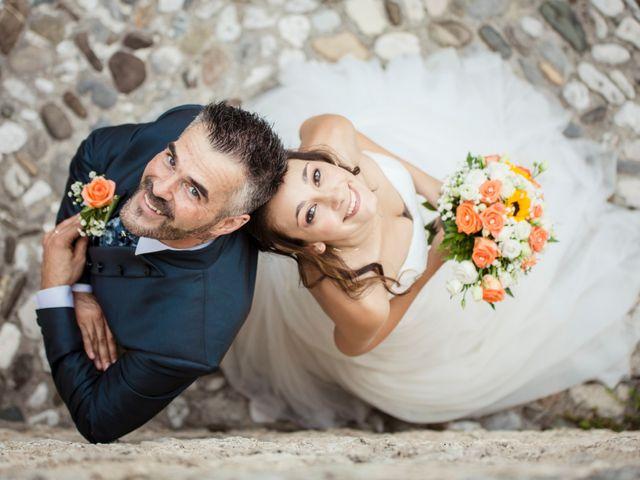 Le nozze di Francesca e Jonas