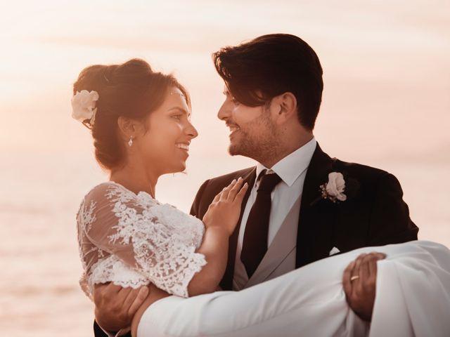 le nozze di Sabrina e Carlo
