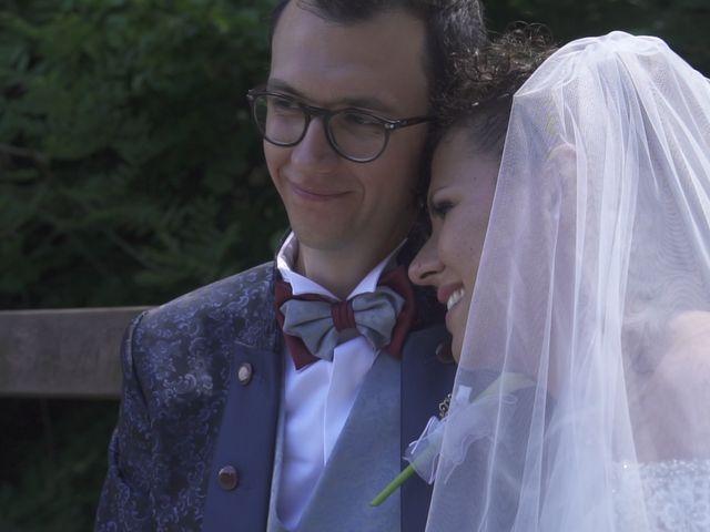 Le nozze di Carlotta e Simone