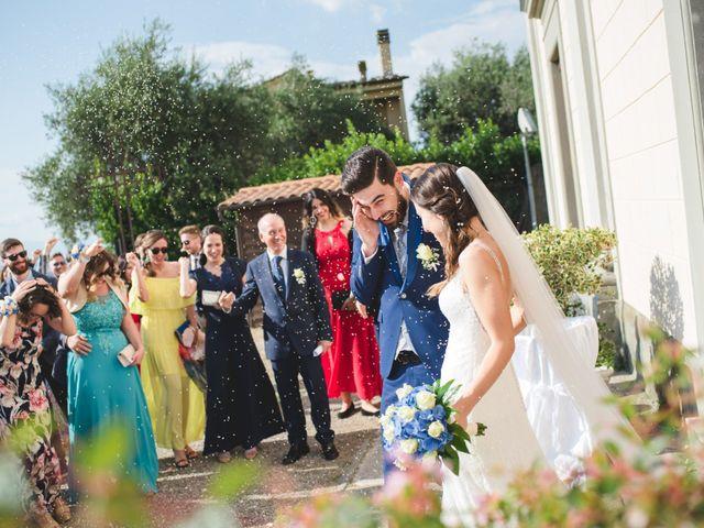 Le nozze di Daniele e Marina