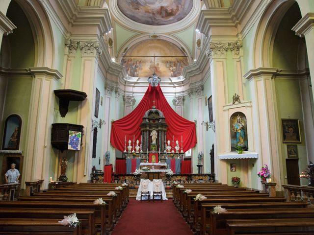 Il matrimonio di Davide e Pamela a Cannobio, Verbania 11
