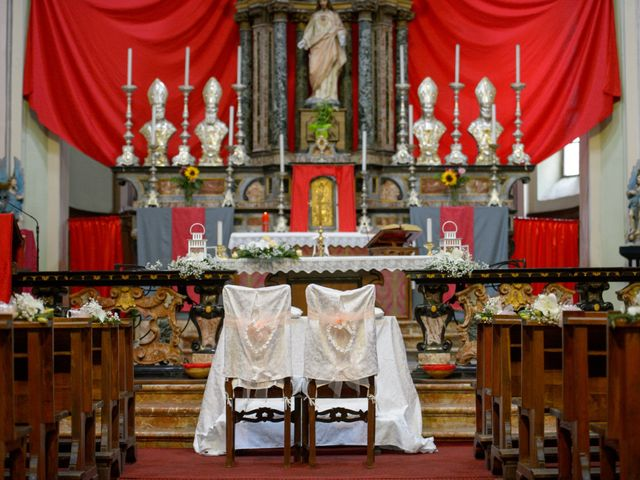 Il matrimonio di Davide e Pamela a Cannobio, Verbania 13
