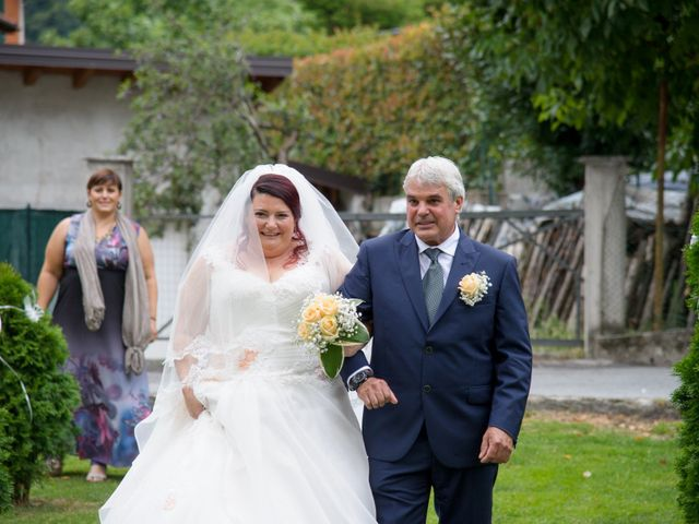 Il matrimonio di Davide e Pamela a Cannobio, Verbania 14