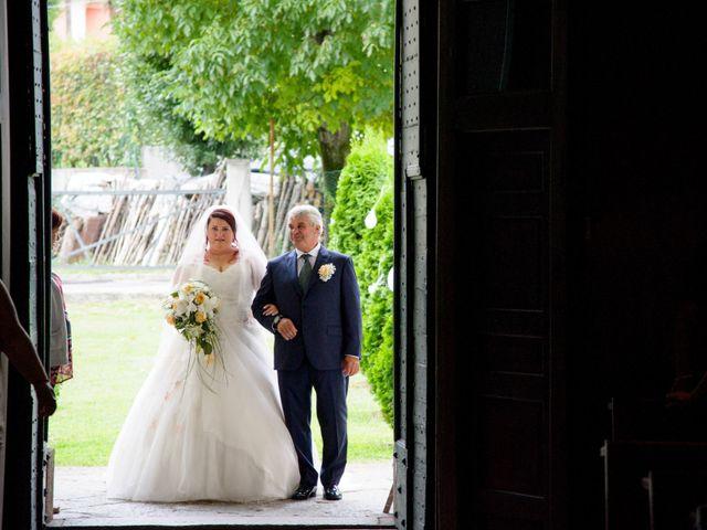 Il matrimonio di Davide e Pamela a Cannobio, Verbania 18