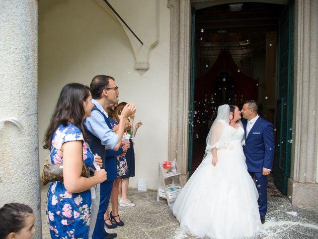 Il matrimonio di Davide e Pamela a Cannobio, Verbania 25