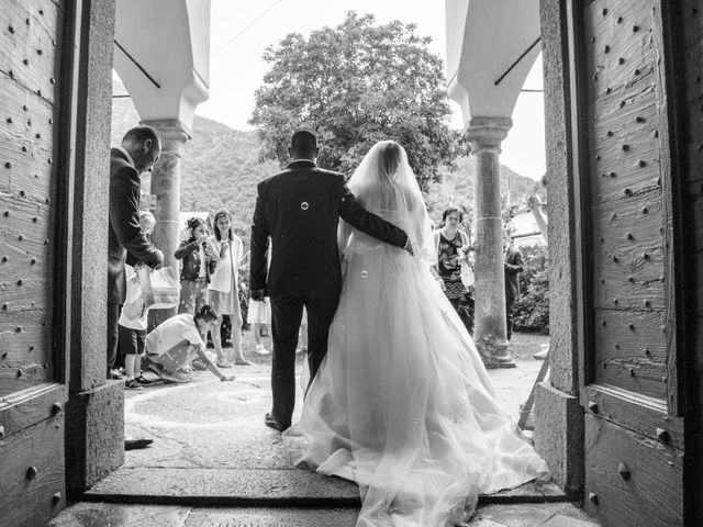 Il matrimonio di Davide e Pamela a Cannobio, Verbania 27