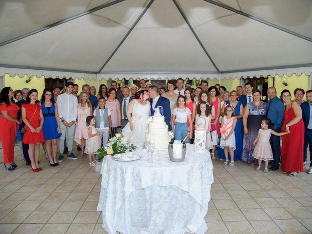Il matrimonio di Davide e Pamela a Cannobio, Verbania 31