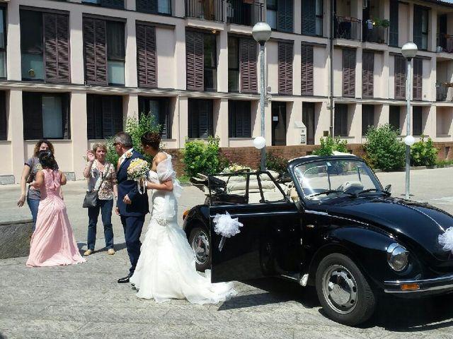 Il matrimonio di Michele e Roberta a Cesano Boscone, Milano 1