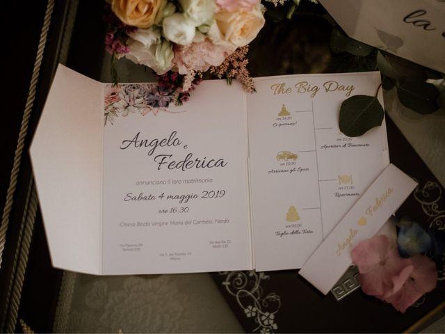 Il matrimonio di Angelo e Federica a Nardò, Lecce 6