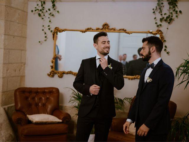 Il matrimonio di Angelo e Federica a Nardò, Lecce 17