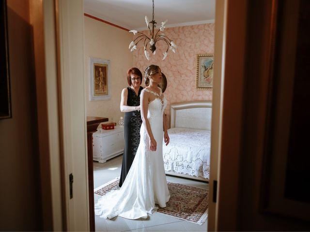 Il matrimonio di Angelo e Federica a Nardò, Lecce 25